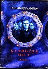 Buy Stargate SG-1 - Season 1 DVD 2001, 5-Disc Set - Very Good