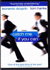 Buy Catch Me If You Can DVD 2003, 2-Disc Set - Very Good