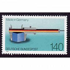 Buy German MNH Scott #1561 Catalog Value $1.90