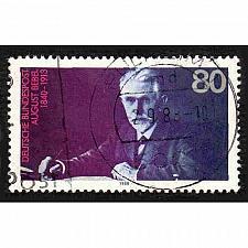 Buy German Used Scott #1562 Catalog Value $.45
