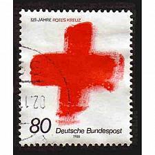 Buy German Used Scott #1563 Catalog Value $.45