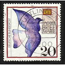 Buy German Used Scott #1564 Catalog Value $.35
