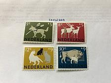 Buy Netherlands Animals mnh 1964 stamps