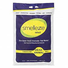 Buy SMELLEZE Natural Dead Animal Odor Removal Granules: 25 lb. Sprinkle in Yard