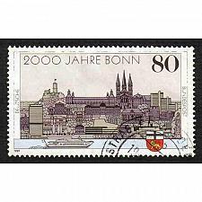 Buy German Used Scott #1568 Catalog Value $.70