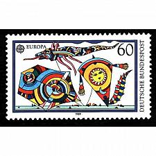 Buy German MNH Scott #1573 Catalog Value $1.20