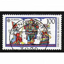 Buy German Used Scott #1574 Catalog Value $.40