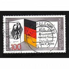 Buy German Used Scott #1577 Catalog Value $.70