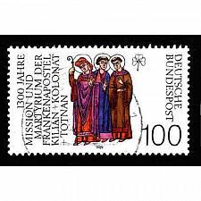 Buy German Used Scott #1580 Catalog Value $.60