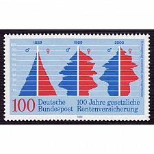 Buy German MNH Scott #1582 Catalog Value $1.50