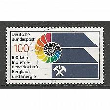 Buy German Used Scott #1588 Catalog Value $.50