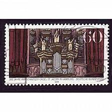 Buy German Used Scott #1590 Catalog Value $.45