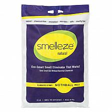 Buy SMELLEZE Natural Moth Ball Smell Deodorizer Granules 25 lb. Bag Sprinkle Generously