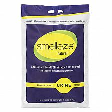 Buy SMELLEZE Natural Urine Smell Deodorizer Granules: 25 lb. Bag Sprinkle 2-6 Tablespoons