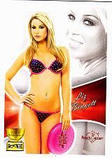 Buy Liz Bennett #46 - Bench Warmers 2013 Sexy Trading Card
