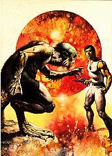 Buy The Creature #84 - Boris 1992 Fantasy Art Trading Card