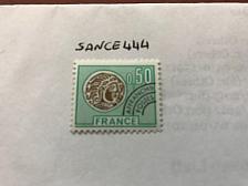 Buy France Celtic Coin 0.50 Precanc. mnh 1976