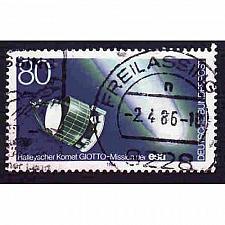 Buy German Used Scott #1456 Catalog Value $.50