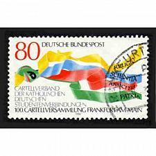 Buy German Used Scott #1462 Catalog Value $.45