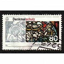 Buy German Used Scott #1468 Catalog Value $.45