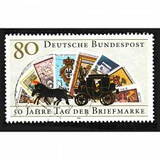 Buy German Used Scott #1473 Catalog Value $.45