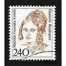Buy German Used Scott #1492 Catalog Value $2.00