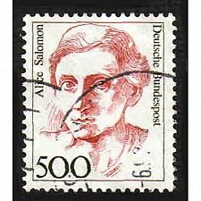 Buy German Used Scott #1494A Catalog Value $3.25