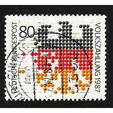 Buy German Used Scott #1499 Catalog Value $.45