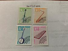 Buy France Instruments de musique precanc. mnh 1992