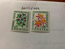 Buy France Postage due Flowers mnh 1971