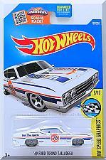 Buy Hot Wheels - '69 Ford Torino Talladega: '16 HW Speed Graphics #8/10 - #183/250