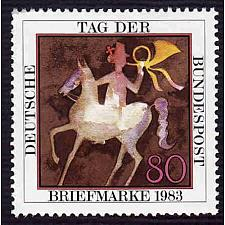 Buy German MNH Scott #1405 Catalog Value $1.40