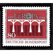 Buy German MNH Scott #1416 Catalog Value $1.25