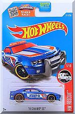 Buy Hot Wheels - '10 Camaro SS: HW Rescue #1/10 - #211/250 (2016) *Blue Edition*