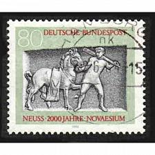 Buy German Used Scott #1421 Catalog Value $.45