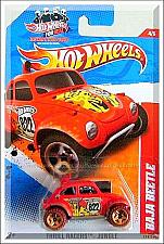 Buy Hot Wheels - Baja Beetle: Thrill Racers - Jungle #214/244 (2011) *Red Edition*