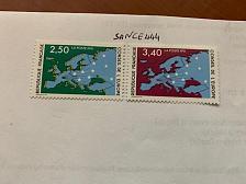 Buy France Conseil de l'europe mnh 1991