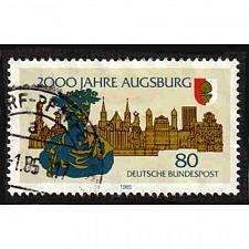 Buy German Used Scott #1432 Catalog Value $.35