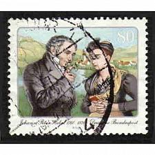 Buy German Used Scott #1438 Catalog Value $.45