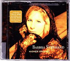 Buy Higher Ground by Barbra Streisand CD 1997 - Very Good