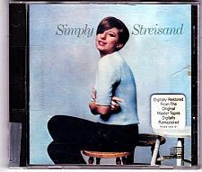 Buy Simply Streisand by Barbra Streisand CD 2008 - Very Good