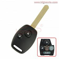 Buy OUCG8D-380H-A Remote key 2 button 434Mhz for Honda Accord