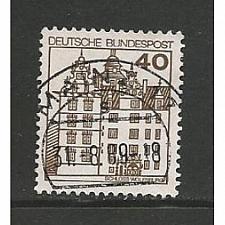 Buy German Used Scott #1309 Catalog Value $.25