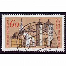 Buy German Used Scott #1323 Catalog Value $.30