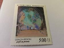 Buy France Redon Art Painting mnh 1990
