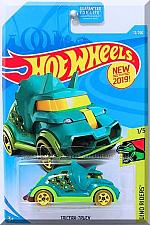 Buy Hot Wheels - Tricera-Truck: Dino Riders #1/5 - #12/250 (2019) *Green Edition*