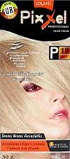 Buy X1 Lolane Pixxel P18 Lightest Ash Blonde Light Golden Blonde Permanent Hair Dye