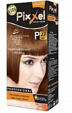 Buy X1 Lolane Pixxel P27 Auburn Brunette Light Copper Brown Permanent Hair Dye Crème
