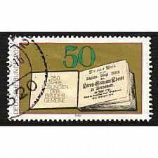 Buy German Used Scott #1333 Catalog Value $.30