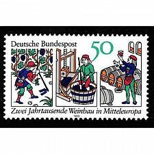 Buy German MNH Scott #1338 Catalog Value $.75
